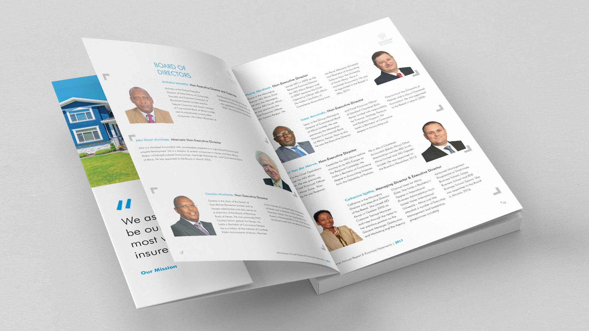 AIG Annual Report 2