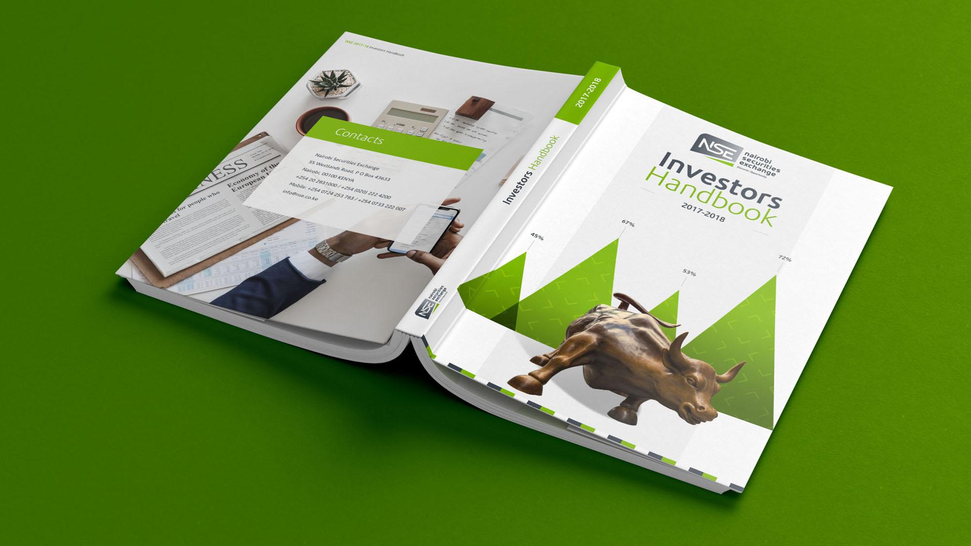 NSE Annual Report Design 2