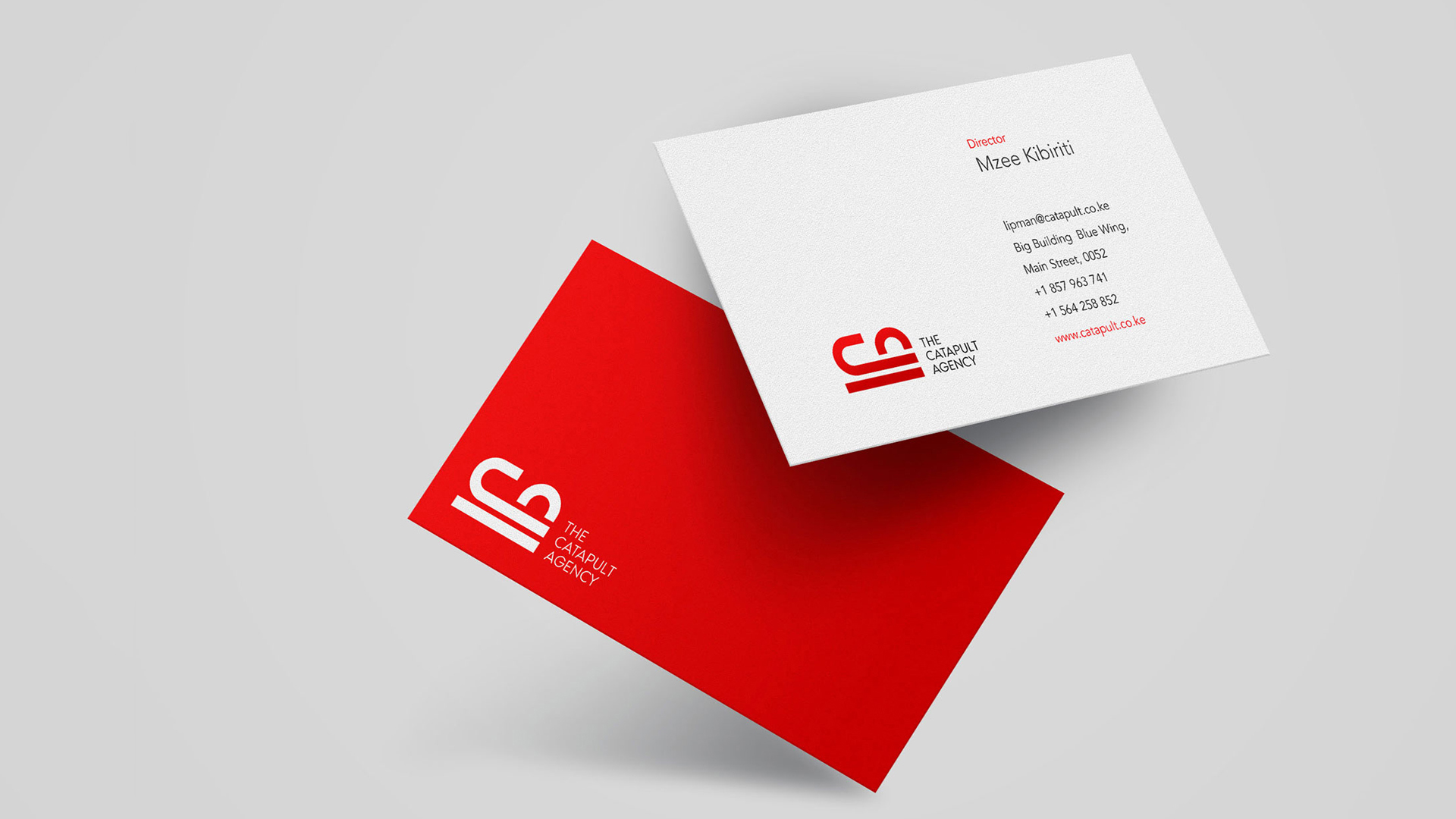 The Catapult Branding Deigned by Jabari Creative Studios